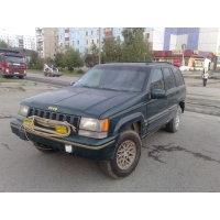 Продам а/м Jeep Grand Cherokee аварийный