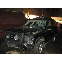 Продам а/м Land Rover Discovery битый