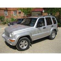Продам а/м Jeep Liberty битый