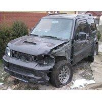 Продам а/м Suzuki Jimny битый