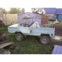 Продам а/м ЛУАЗ 969А без документов